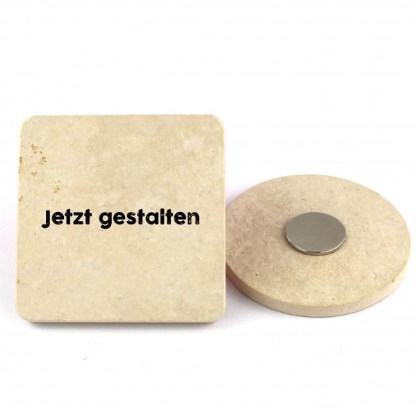 Dein Magnet - Quadratisch 6,5cm