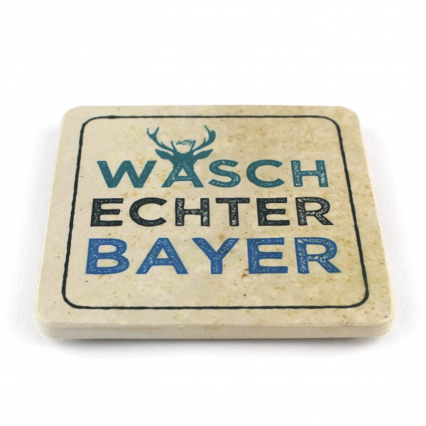 WBY-Dreierpack - Natursteinuntersetzer
