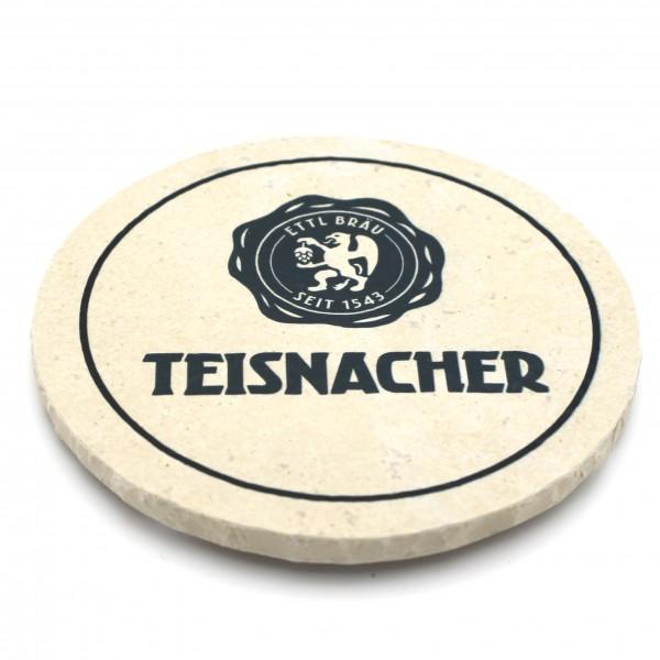 Teisnacher Ettl Braeu Steinuntersetzer rund einzeln