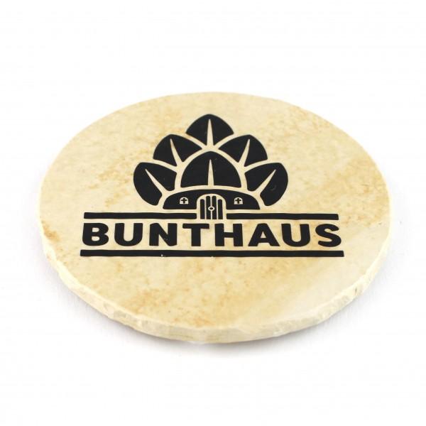 Bunthaus - Natursteinuntersetzer