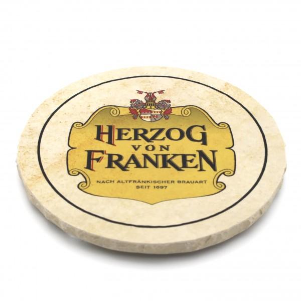 Herzog von Franken Arnstein Steinuntersetzer rund einzeln