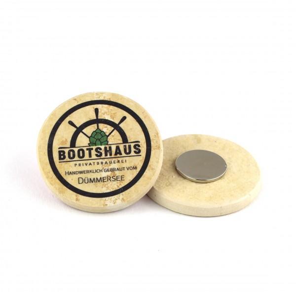 Bootshaus - Kühlschrankmagnet