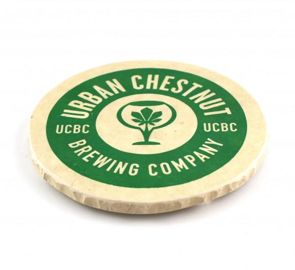 Urban Chestnut Steinuntersetzer rund 1