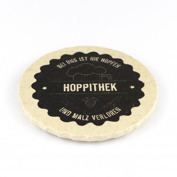 HOPPITHEK - Natursteinuntersetzer