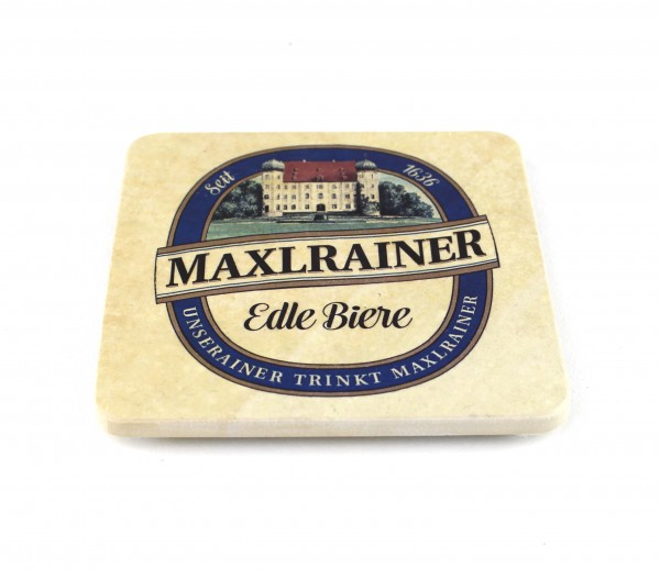 Maxlrainer Steinuntersetzer quadratisch