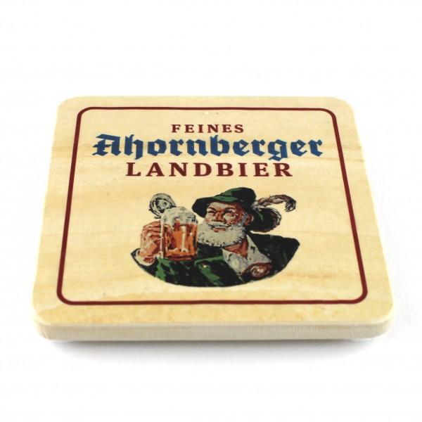 Ahornberger Landbier - Natursteinuntersetzer