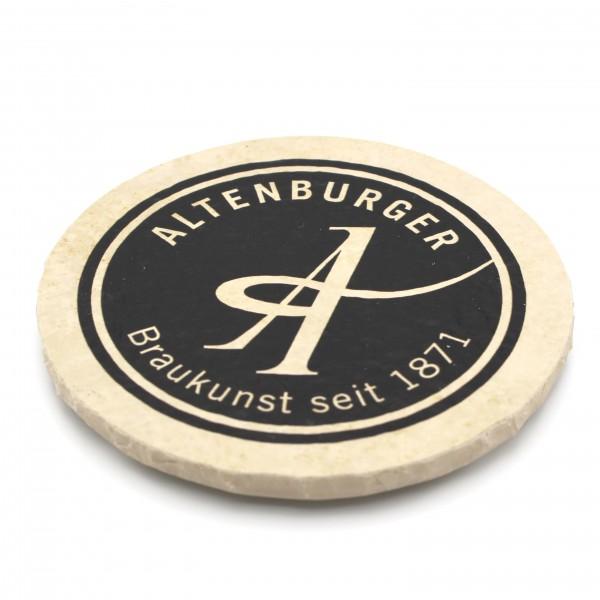 Altenburger Brauerei - Natursteinuntersetzer