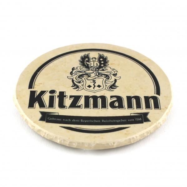 Kitzmann Bier Erlangen Natursteinuntersetzer