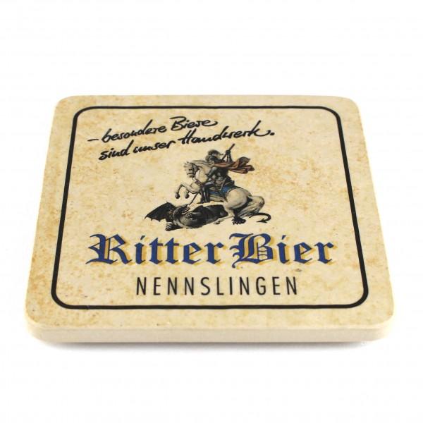Ritter Bier Nennslingen - Natursteinuntersetzer