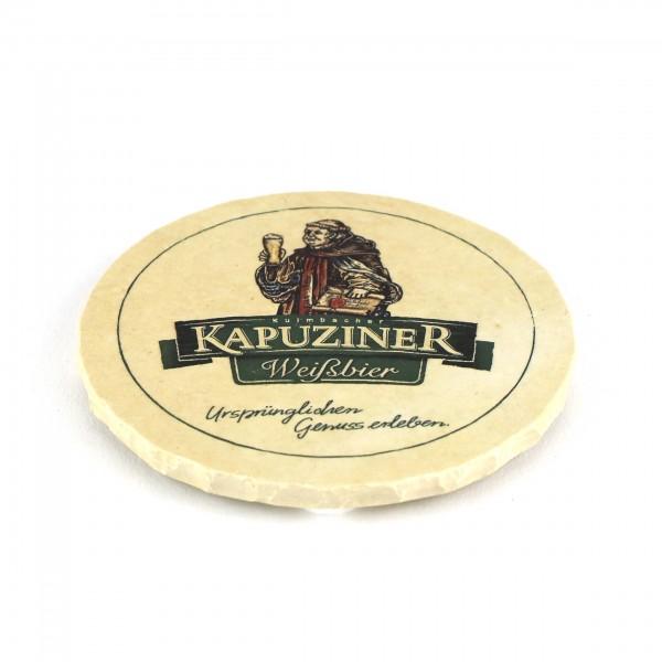 Kapuziner Natursteinuntersetzer