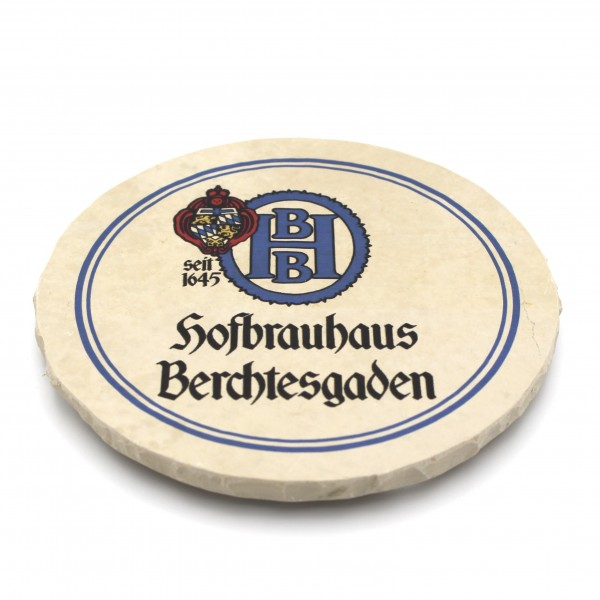 HBH Berchtesgaden Steinuntersetzer rund einzeln