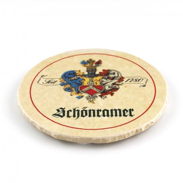 Schönramer Steinuntersetzer 2