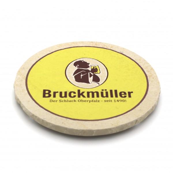 Bruckmueller Steinuntersetzer rund einzeln