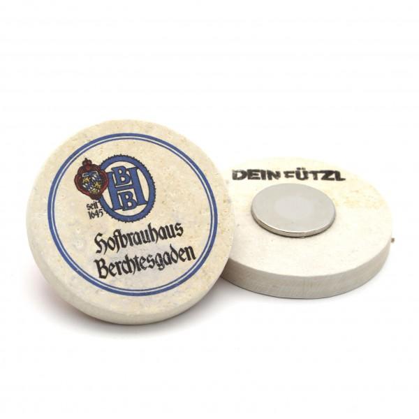 Hofbrauhaus Berchtesgaden - Kühlschrankmagnet 48 mm