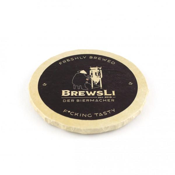 Brewsli - Natursteinuntersetzer
