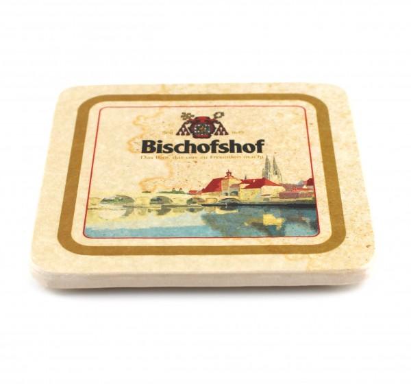 Bischofshof - Natursteinuntersetzer