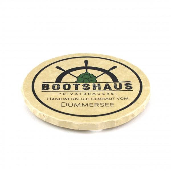 Bootshaus Brauerei - Natursteinuntersetzer