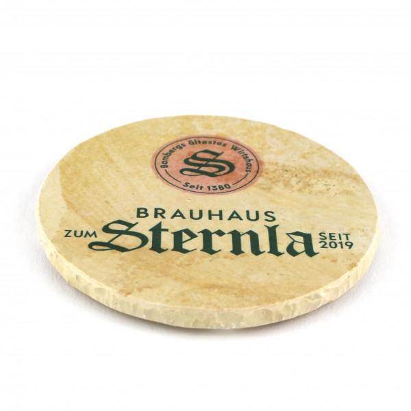 Brauhaus Sternla - Natursteinuntersetzer