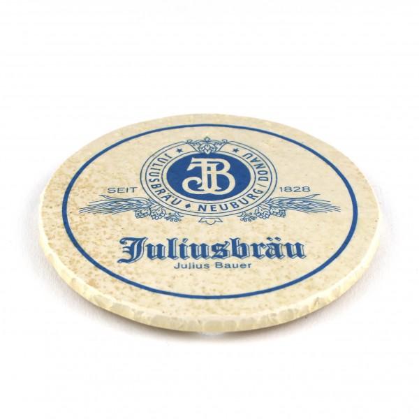 Juliusbräu - Natursteinuntersetzer
