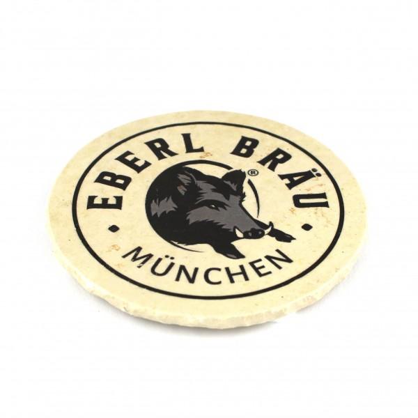 Eberl Bräu - Natursteinuntersetzer