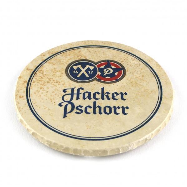 Hacker Pschorr München Natursteinuntersetzer