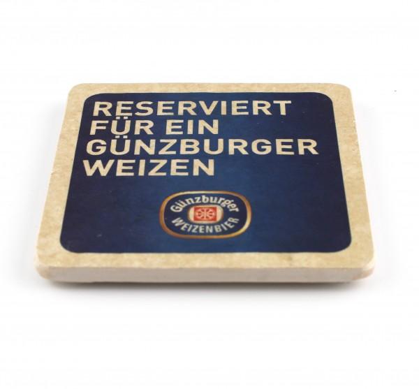 Günzburger Weizen Natursteinuntersetzer 1