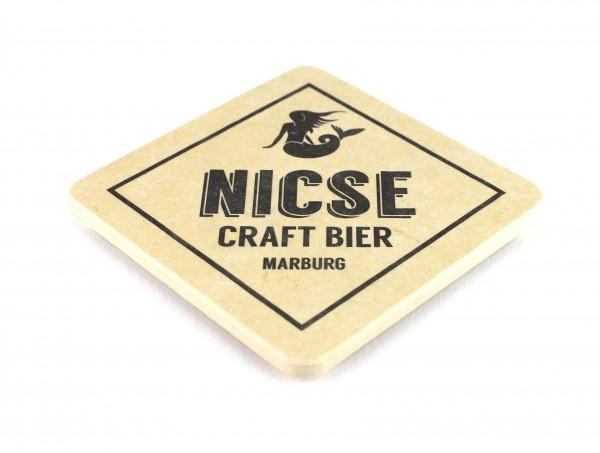 Nicse Craftbeer - Natursteinuntersetzer