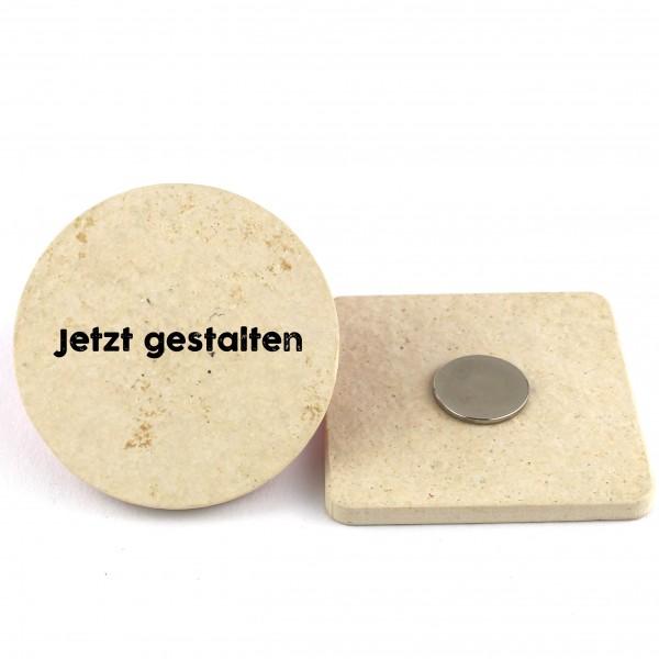 Dein Magnet - Rund 6,5cm